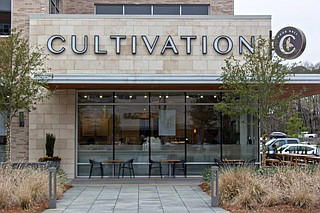 After months of promotion, Cultivation Food Hall finally opened in January 2019. Photo by Acacia Clark