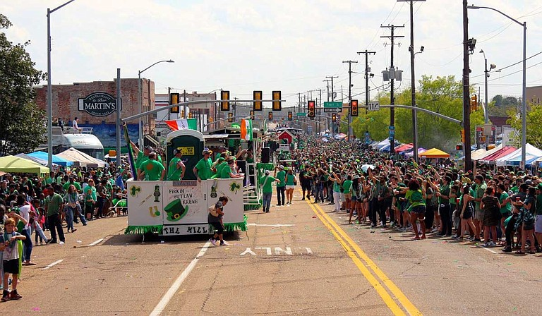 This year's Hal's St. Paddy's Parade & Festival is on Saturday, March 23. Photo courtesy Ardenland