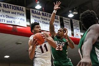 Photo by Charles A. Smith/JSU Athletics
