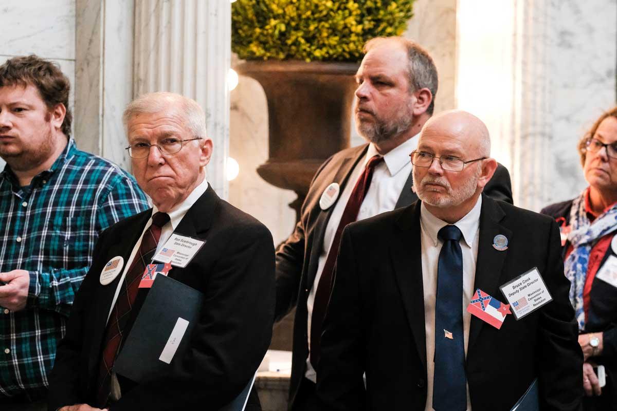 Mississippi Senate Calls for Constitutional Convention, Raising Civil Rights Concerns