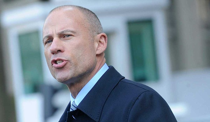 Attorney Michael Avenatti defrauded a Mississippi bank with millions in loans obtained through fake tax returns, federal prosecutors allege. Photo courtesy AP/Dennis Van Tine/Starmaxinc.com