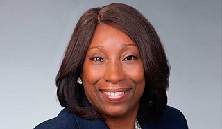 Among the 12 individuals Hinds will honor during the Vice President's Scholarship and Hall of Honors Gala is Jackson State University Vice President and Chief of Staff Debra Mays-Jackson. Photo courtesy JSU