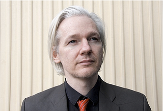 British police arrested WikiLeaks founder Julian  Assange after the Ecuadorian Embassy in London decided to revoke the political asylum it had given Assange for almost seven years. Photo courtesy Flickr/Espen Moe
