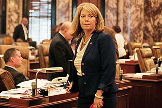 Mississippi state Sen. Sally Doty, R-Brookhaven, successfully convinced her fellow lawmakers to lift the ban on food assistance for people convicted of drug-related felonies.
