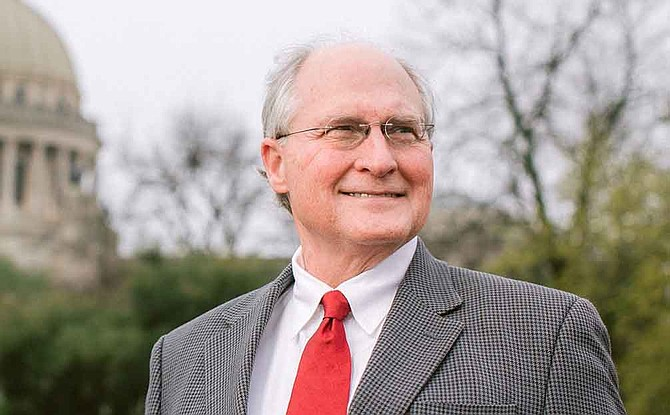 Bill Waller, a Republican candidate for Mississippi governor in 2019, announced that his campaign exceeded fundraising expectations in its first two months. Photo courtesy Waller for Governor