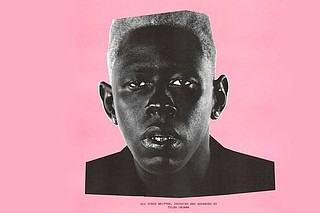 "Tyler, the Creator released ""Igor"" on Columbia Records on May 17. Photo courtesy RCA Records & Columbia Records"