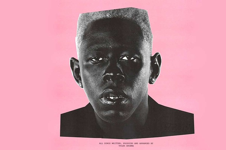 """Tyler, the Creator released """"Igor"""" on Columbia Records on May 17. Photo courtesy RCA Records & Columbia Records"""