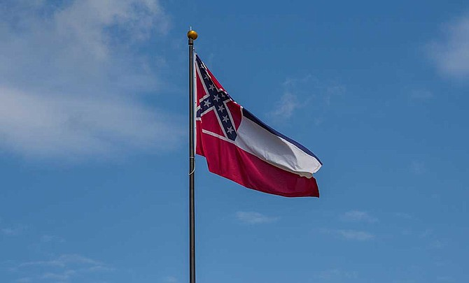 """The ball is in your court, Mississippians. It's time for us to stand together and elect a governor who will take down the Confederate flag in Mississippi."" Photo courtesy Flickr/Diversey"