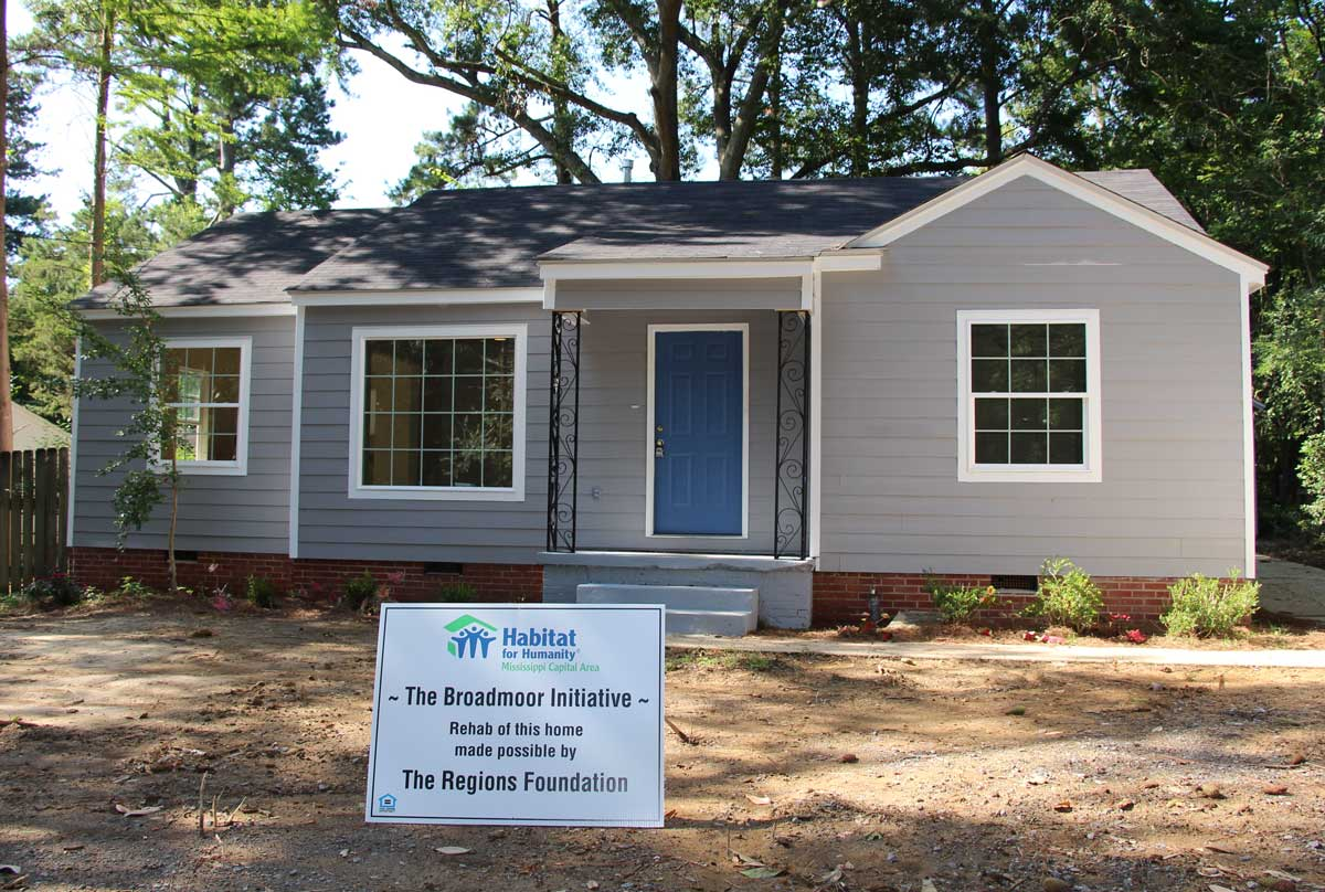 Habitat Broadmoor Revitalization, Not Just a Burger and Mississippi Writers Trail