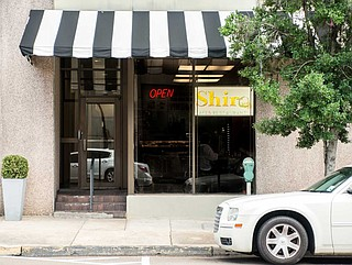 Shiro Cafe opened in downtown Jackson near the end of April.
