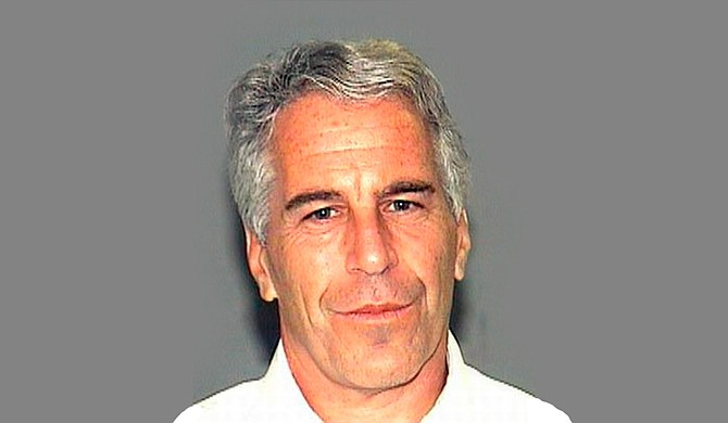 Federal prosecutors arrested 66-year-old hedge fund manager Jeffrey Epstein over the weekend and have charged him with sex trafficking and conspiracy. Eppstein could get up to 45 years in prison for allegedly abusing dozens of underage girls as young as 14. Photo courtesy Palm Beach County Sheriff's Department
