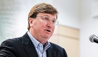Last week's first and only debate involving all three GOP candidates showed that Lt. Gov. Tate Reeves is more style than substance. Photo by Ashton Pittman