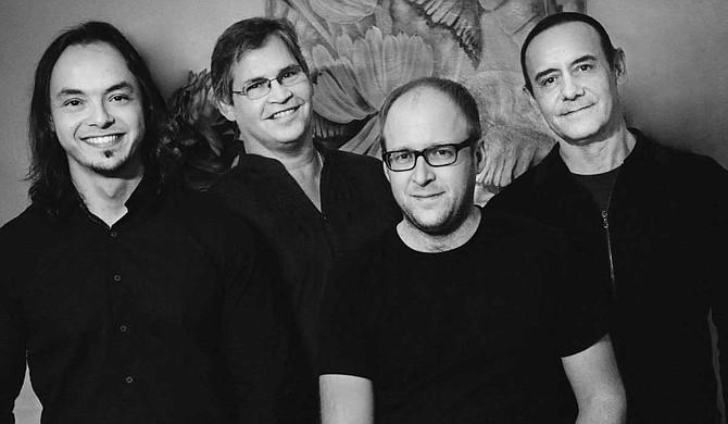 (Left to right:) Leo Moreira, Cucho Gonzales, John McNaughton and Carlos Alberto Calabrese Photo courtesy Jackson Gypsies