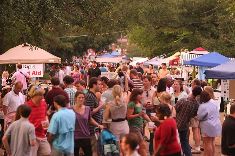 Bright Lights Belhaven Nights is Saturday, Aug. 10, from 5 p.m. to 10:30 p.m. Photo courtesy Betty Smithson