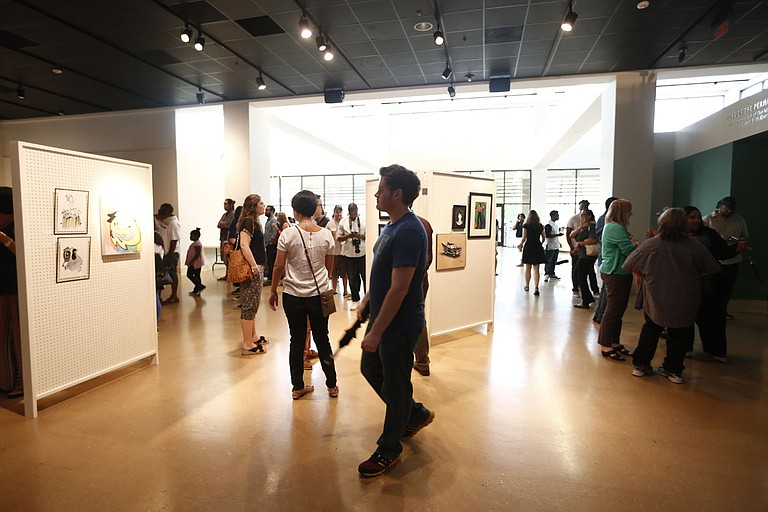 The Mississippi Museum of Art will hold a back-to-school-themed edition of its Museum After Hours event on Thursday, Aug. 15, from 5:30 p.m. to 8 p.m. Photo by Imani Khayyam
