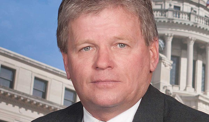George County Justice Court Judge Mike Bullock found state Rep. Doug McLeod (pictured) not guilty of a misdemeanor domestic violence charge during a one-day bench trial after McLeod's wife testified on her husband's behalf. Photo courtesy Mississippi House of Representatives