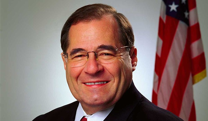 House Judiciary Committee Chairman Jerrold Nadler says there's no uncertainty about what his committee is doing: It's an impeachment investigation, no matter how you want to phrase it. Photo courtesy U.S. Congress