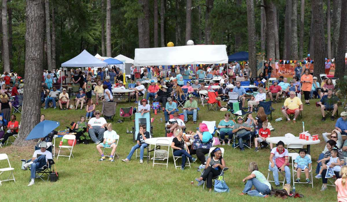 Music and Art at WellsFest 2019