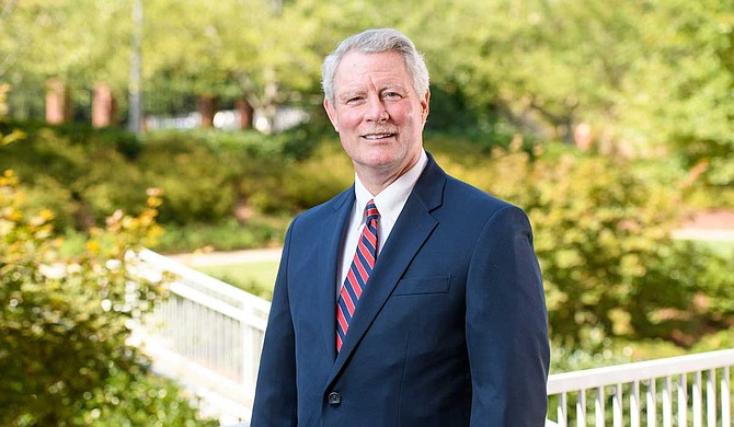 Glenn Boyce, Mississippi's former higher education commissioner, was named last week to lead the university. Critics label his selection improper because the search was cut short before campus groups were consulted and because Boyce was paid about $87,000 by a university foundation to interview influential people about what they wanted in a chancellor. Photo courtesy University of Mississippi