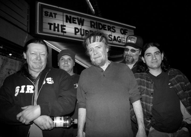 Get your Purple Sage on at Martin's Wednesday, Oct. 1, 10 p.m.