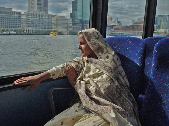 Mukhataran Mai's courage has brought her international recognition