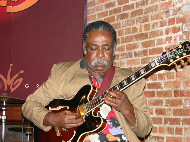 Mississippi bluesman Jesse Robinson hosts his annual Christmas Ball and Extravaganza at Hal & Mal's Dec. 18 at 7 p.m.