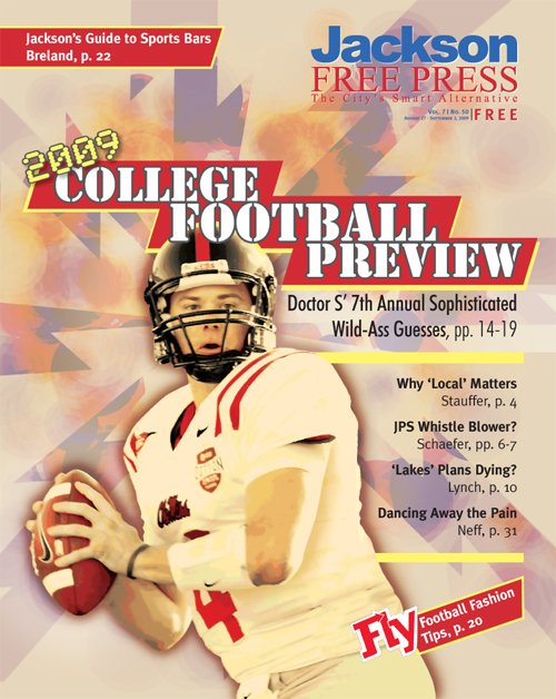 2009 College Football Preview Photo By Kristin Brenemen Image Courtesy Ole Miss