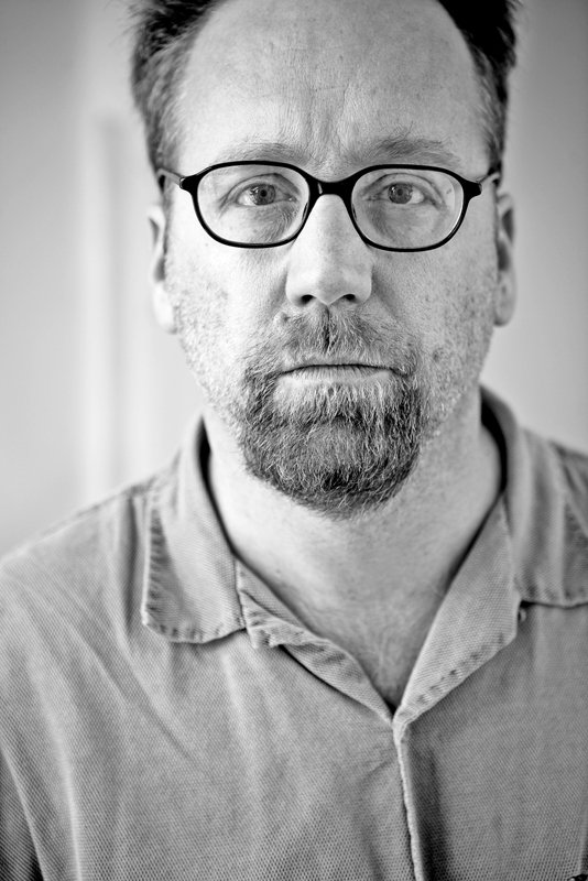 """Breach of Peace"" author Eric Etheridge"