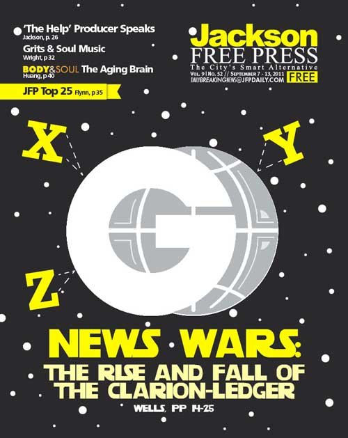 News Wars: The Rise and Fall of The Clarion-Ledger