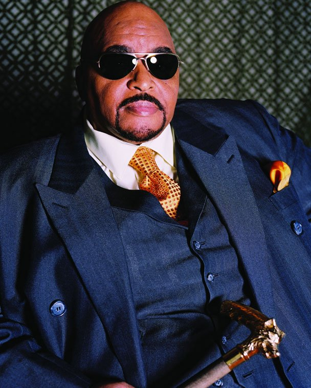 Soul legend Solomon Burke joins Bobby Rush and Eddie Cotton at the Ground Zero Blues Fest this weekend at the Pearl River Resort in Choctaw.