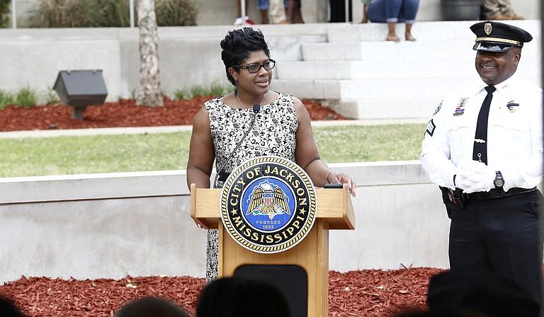 Rep. Adrienne Wooten, D-Jackson