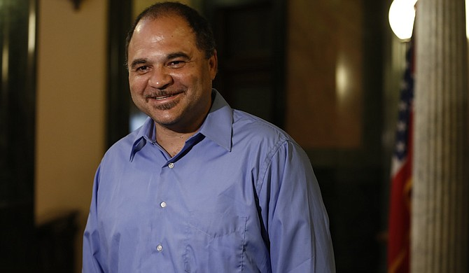 Robert Gray, the first-place finisher in the Aug. 4 Mississippi Democratic primary for governor.