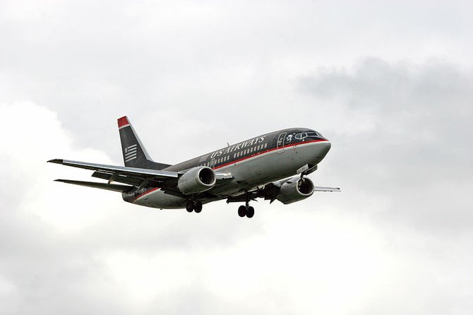 U.S. Airways announced that the U.S. Department of Transportation is letting the Jackson to Washington, D.C. route remain active.