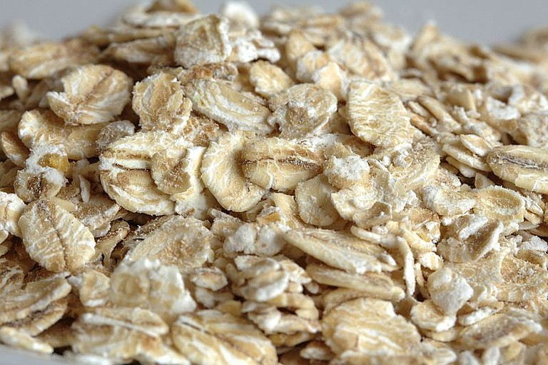 Oatmeal is a great breakfast before a big run or intense workout.