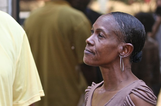 Delores Walker, mother of Kendall Johnson, wants the Sheriff's Department to move her son out of the Hinds County Correctional Facility for his own safety.