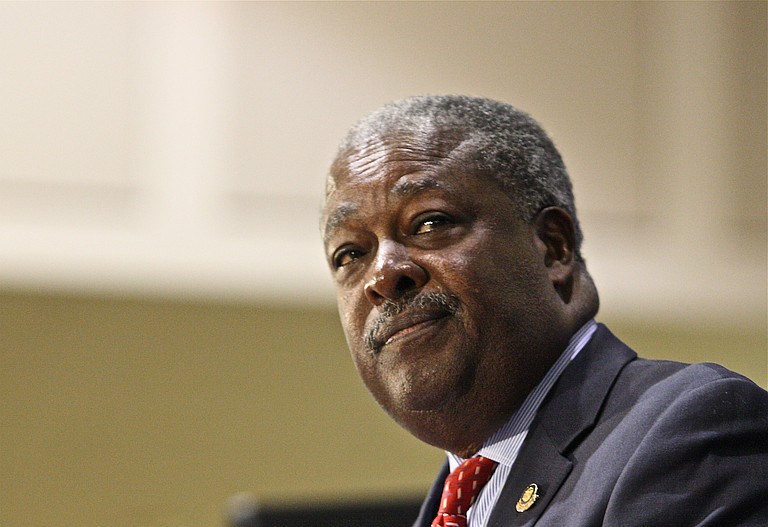 Mayor Harvey Johnson Jr. announced a major increase in water and sewage maintenance as part of his budget proposal for the upcoming fiscal year.
