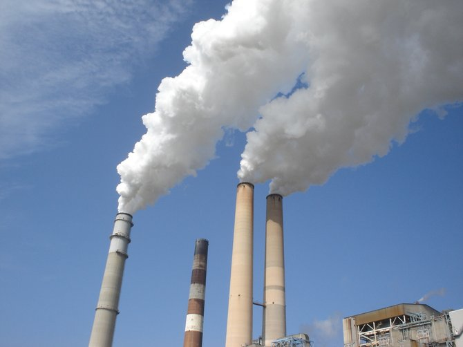 Mississippi's power plants make it one of the nation's dirtiest states for air pollution.