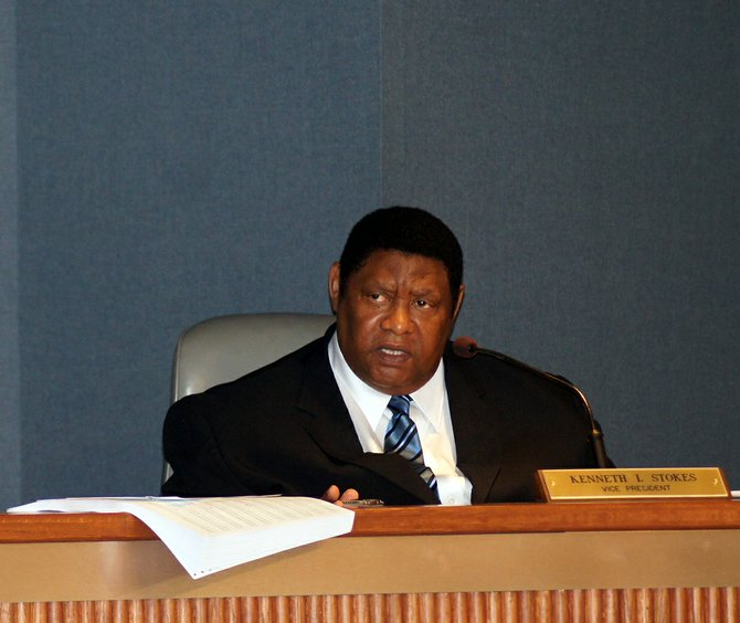 The Hinds County Board of Supervisors declined to implement Kenneth Stokes' sagging pants ordinance.