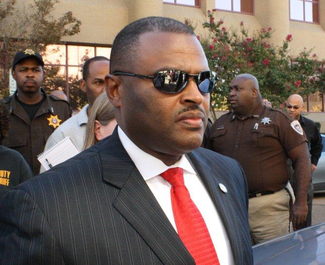 Sheriff Tyrone Lewis
