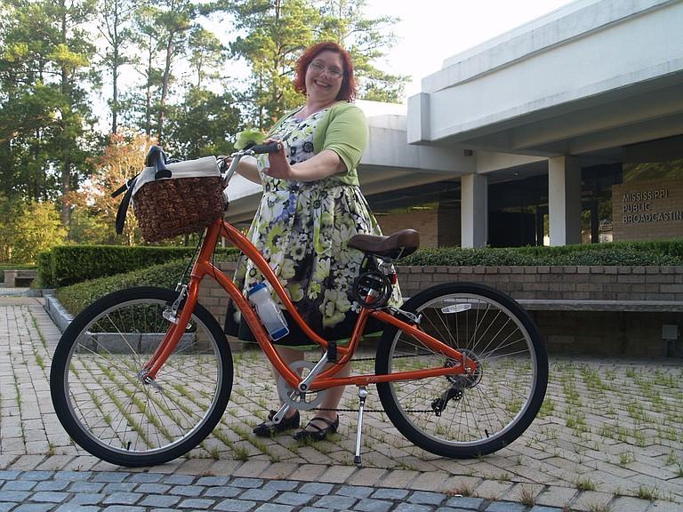 Deirdra Harris Glover says her active lifestyle helps keep her rheumatoid arthritis in check.