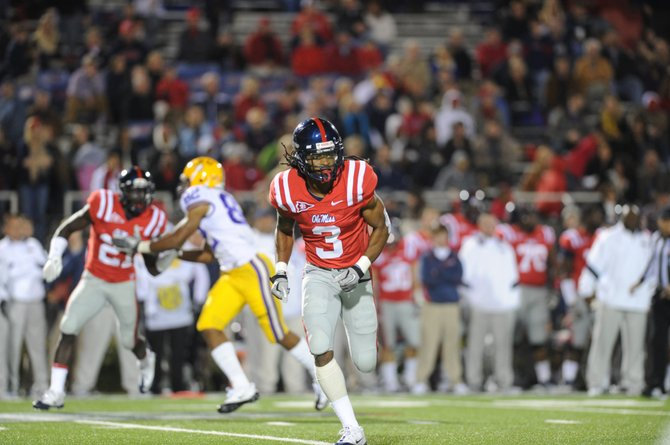 Ole Miss ended its 16-game SEC losing streak with its 41-20 victory over Auburn University.