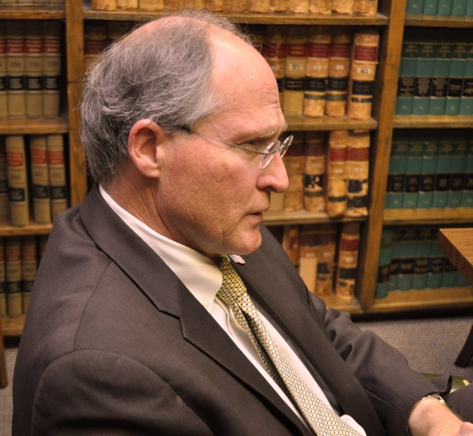 Criticized for political donations, Mississippi State Supreme Court Chief Justice William Waller Jr. says as long as the state constitution requires judges to run for office, contributions are necessary.