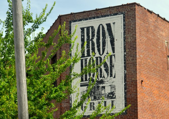 As Jason Brookins resigns as executive director of the Jackson Redevelopment Authority, the Iron Horse Grill, which could go down as the JRA's biggest success under Brookins, finalizes deals on about $4 million in funding.