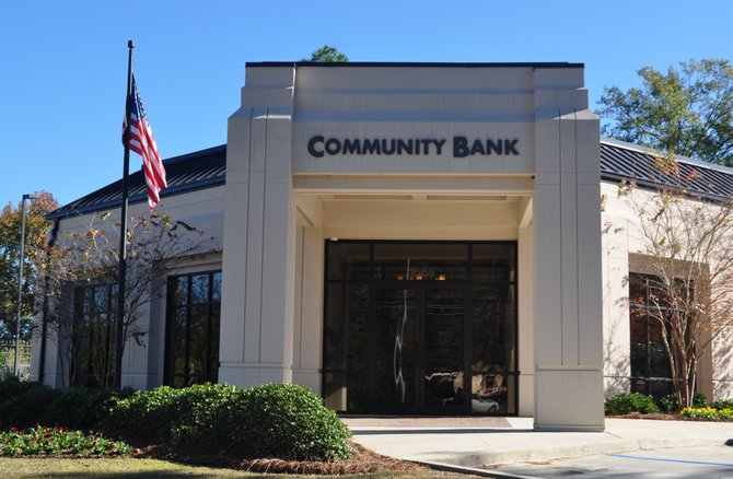 Community Bank was one of the state's top lenders of Small Business Administration-backed loans in 2012.