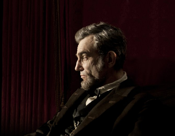 """Daniel Day-Lewis takes full possession of an iconic character in """"Lincoln."""""""