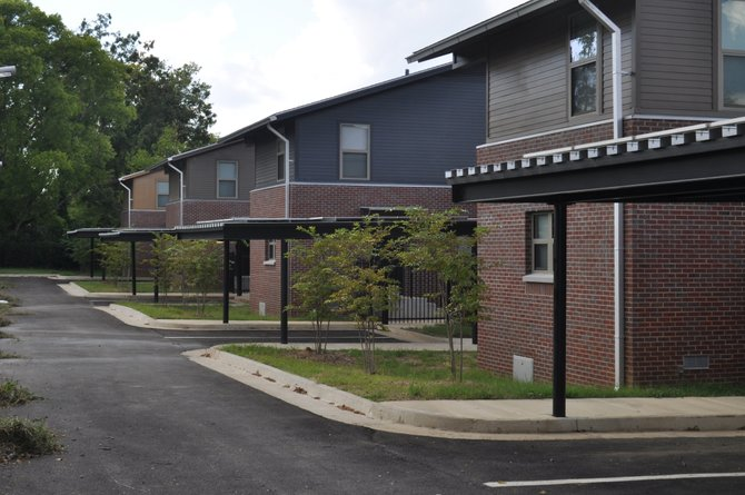 Midtown will host a tour of the neighborhood's new energy-efficient, affordable housing Tuesday at 2 p.m.