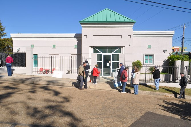The Jackson Women's Health Organization is continuing its fight against a state law to remain open. It is the state's only abortion clinic.