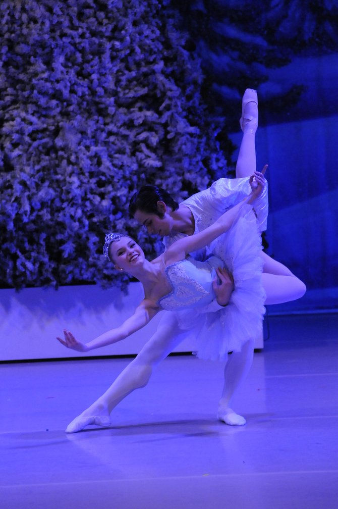 The Nutcracker ballet is a can't-miss annual treat.