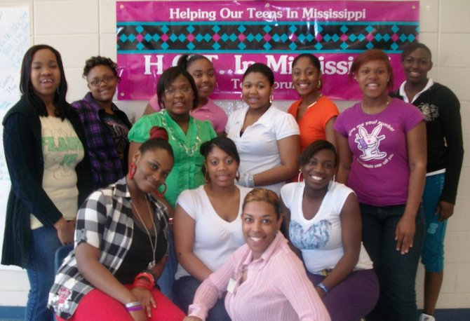 The H.O.T. G.I.R.L.S. Empowerment Program is teaching teen girls how to budget and manage money.