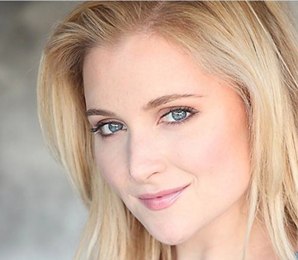 Katherine Bailess has big things on the horizon—a pilot debuting in May and 